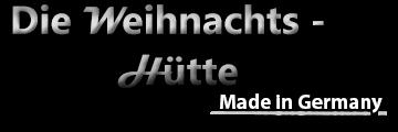 Weihnachtshütte-Logo
